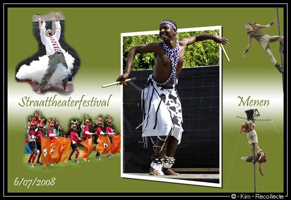 Straattheaterfestival Menen